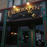Photo taken at Laurrapin Grille by Julie H. on 9/29/2012