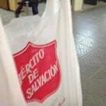 Photo taken at Ejército de Salvación by Tessy on 5/24/2013