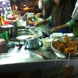 Photo taken at ร้านโรตี (Ayuddhaya bank) by Jay Jay J. on 11/6/2012