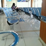 Photo taken at Bandara Jalaluddin (GTO) by Al Lunx C. on 12/25/2012