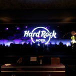 Photo taken at Hard Rock Hotel Panama Megapolis by Daniel C. on 6/18/2013