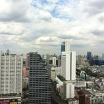 Photo taken at Pullman Bangkok Hotel G by ashley w. on 8/13/2011