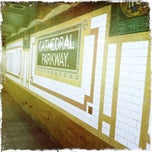 Photo taken at MTA Subway - Cathedral Pkwy/110th St (1) by Tina M. on 7/10/2011