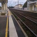 Photo taken at Gare SNCF de Lunel by Joris L. on 10/28/2013