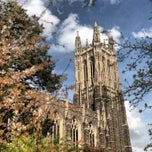 Photo taken at Duke University by luke w. on 4/11/2013
