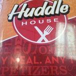 Photo taken at Huddle House by Cayla F. on 2/3/2013