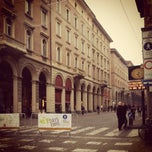 Photo taken at Via Indipendenza by Scienza on 11/25/2012