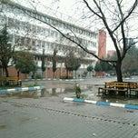 Photo taken at İktisadi ve İdari Bilimler Fakültesi by Hamza T. on 1/6/2013