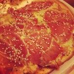 Photo taken at Villa Rios Pizza & Restô by Izakeline R. on 12/16/2012