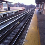 Photo taken at Dongan Hills by Rah G. on 1/2/2013