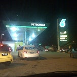 Photo taken at PETRONAS Station by Syafiq Z. on 2/12/2013