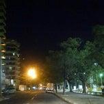 Photo taken at Quadra de Tênis - 25 BC by Marcos S. on 11/15/2014