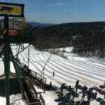 Photo taken at Wintergreen Resort by Karen M. on 3/10/2013