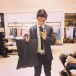 Photo taken at ZARA by Korakan Y. on 1/7/2014