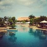 Photo taken at Thai Garden Resort (ไทยการ์เด้น รีสอร์ท) by Sarawut P. on 4/14/2013