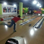 Photo taken at Strike Bowling Center by Jhon P. on 12/28/2012