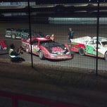 Photo taken at El Paso Speedway Park by GusGus on 8/3/2013