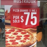 Photo taken at Dominos pizza cuautitlan by Dianna L. on 1/7/2014