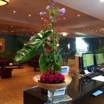 Photo taken at Corallium Spa Costa Meloneras by Irene I. on 6/18/2014