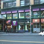 Photo taken at Midtown Comics by juan p. on 9/16/2012
