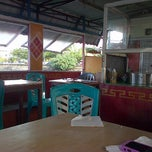 Photo taken at Bakso Ba' Nyuk Nyang by Adriel L. on 1/3/2013