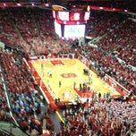 Photo taken at PNC Arena by J.J. E. on 1/27/2013