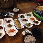 Photo taken at 된장예술 by Jeon H. on 10/10/2014
