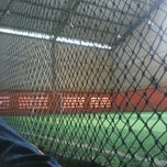 Photo taken at Speed futsal by Muhammad F. on 4/7/2013