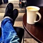 Photo taken at Cafe Two Baristas by Rodrigo B. on 1/22/2014
