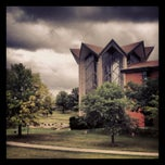 Photo taken at Valparaiso University by Aaron B. on 9/20/2013
