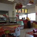 Photo taken at El Pollo Feliz by Alex P. on 4/9/2013