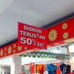 Photo taken at Ramayana Dept. Store by Denny Kusmiardi Setiawan K. on 9/4/2013