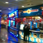 Photo taken at Spice World Mall by Mayur C. on 2/17/2013