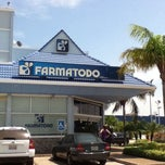 Photo taken at Farmatodo (El Rosal Sur) by Harold V. on 8/2/2013