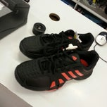 Photo taken at Adidas Outlet by Diego A. on 1/11/2013