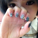 Photo taken at The Nail status by Jayley W. on 8/9/2014