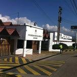 Photo taken at UNIVERSIDAD MANUELA BELTRAN - SEDE CAJICA by Juan R. on 2/4/2013