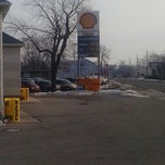 Photo taken at Shell by Shellia H. on 1/8/2013