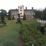 Photo taken at Canons Ashby House by Lord Tony on 8/7/2014