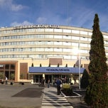 Photo taken at DoubleTree by Hilton Dublin – Burlington Road by VanAmstel on 10/26/2012