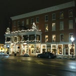 Photo taken at The Golden Lamb by Jeff M. on 1/1/2013