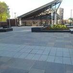 Photo taken at MBTA Ashmont/Peabody Square Station by Robert T. on 4/28/2013