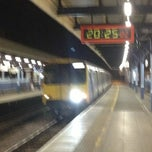 Photo taken at Platform 5 by Ciaran B. on 11/2/2012