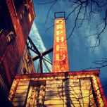 Photo taken at Orpheum Theatre by Catherine G. on 3/8/2013