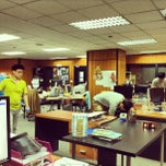 Photo taken at Me-D 4 Production Co., Ltd by Mark P. on 5/20/2013