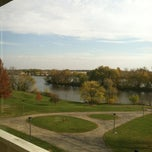 Photo taken at Sauk Valley Community College by Jenn K. on 10/16/2012