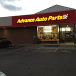 Photo taken at Advance Auto Parts by Mark R. on 2/11/2013