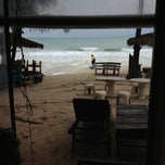 Photo taken at Fairyland Club Resort Koh Phangan by JT T. on 11/28/2012