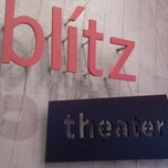 Photo taken at Blitz Theater by jimmy w. on 10/26/2012