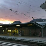 Photo taken at Bahnhof Bruchsal by Peter S. on 5/15/2013